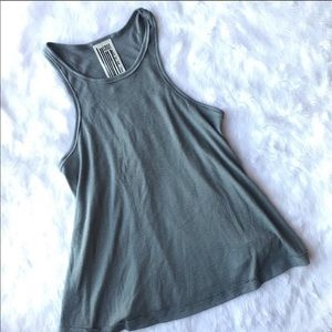 Free People Ribbed Tank Top